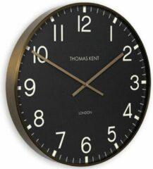 Thomas Kent - Klok rond Clocksmith - 40cm - Bronsgoud