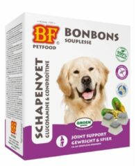 Biofood Schapenvet Maxi 40 stuks - Hondensnacks - Naturel