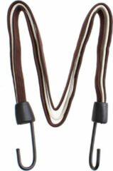 Cycle Tech Snelbinder Trio Met Haak 26/28 Inch Bruin/beige