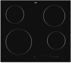 Zwarte ETNA KC260ZT - keramische kookplaat - Inbouw