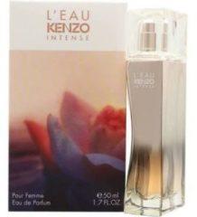 Kenzo LEau Kenzo Intense Pour Femme Eau de Parfum 50ml Spray