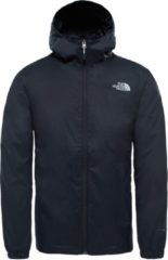 Zwarte The North Face Men's Quest Jacket Outdoorjas Heren - TNF Black - XXL