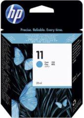 Blauwe HP 11 - Inktcartridge / Cyaan (C4836A) blisterverpakking