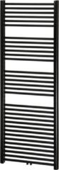 Designradiator Haceka Gobi Adoria 59x162,4 cm Zwart 6-Punts Aansluiting (829 Watt)