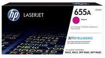Paarse HP 655A - Magenta - origineel - LaserJet - tonercartridge (CF453A) - voor Color LaserJet Enterprise M652, M653; LaserJet Enterprise Flow MFP M681, MFP M682