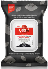 Yes To Tomatoes Detoxifying charcoal gezichtsdoekjes