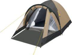 Kaki Eurotrail Ontario 4 Btc Tent - Khaki/Zwart - 4 Persoons