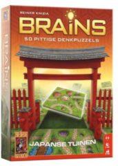 999 Games Spel - Brains: De Japanse tuinen - Breinbreker - 8+