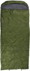 10-T Outdoor Equipment 10T Kenai Green XXL Camping Schlafsack bis -21°C Outdoor Deckenschlafsack 235x100 cm Hüttenschlafsack mit 2650g Trekking Reiseschlafsack für 3 / 4 Jah