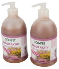 BOTANIS Moor Aktiv Intensiv Wärme Balsam 2x500ml