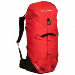 Montane - Fast Alpine 40 - Wandelrugzak maat 40 l - M/L, rood