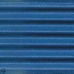 Blauwe Fun & Feest Party Gadgets Donkerblauw golfkarton vel 50 x 70 cm