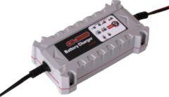 Gudetek - 2000 Battery Charger - Acculader - Druppellader - 6 / 12 V - Incl accudiagnose - Grijs