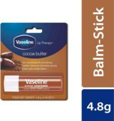 Vaseline Cocoa Butter lippenstift Transparant Crème 4 g - 2x