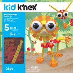 K'NEX bouwset Kid K'Nex Safari Mates junior 21 onderdelen