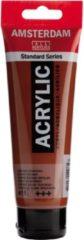 Royal Talens Amsterdam Standard acrylverf tube 120ml - 411 - Sienna gebrand - halftransparant