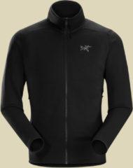 Arcteryx Kyanite Jacket Men Herren Fleecejacke Größe S black