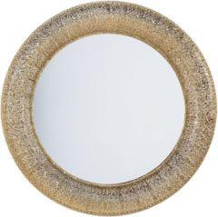 Beliani Channay Wandspiegel Metaal 5 X 80 Cm