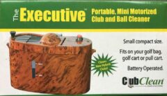 Bruine Executive The Exclusive club - cleaner - golfbal - golfclub - wasser
