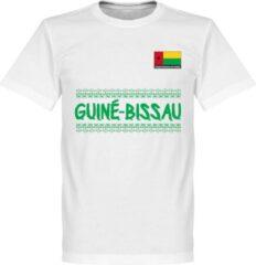 Merkloos sans marque guinea bissau team t shirt wit