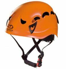 Climbing Technology - Galaxy - Klimhelm oranje/zwart