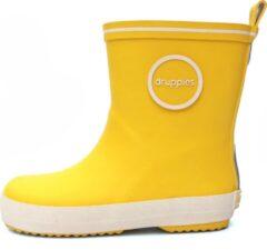 Druppies Regenlaarzen - Fashion Boot - Geel - Maat 26