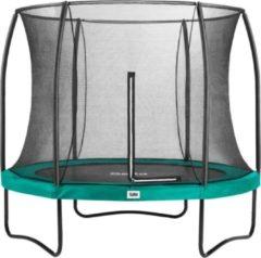 Groene Salta Comfort Edition trampoline ⌀366 cm