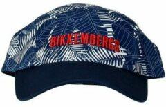 Blauwe Pet Bikkembergs CAP01413