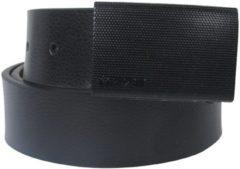 Zwarte MZ72 leren riem belt smart