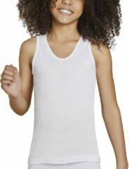 Ysabel Mora Shirt kind strikje mouwloos wit   16
