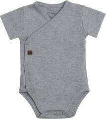 Baby's Only Melange Romper Grijs Mt. 50-56