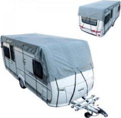 Grijze Pro+ Caravan- en camperdakhoes 6,5M 300cm