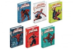 Diario Agenda Spider-Man 10 mesi Seven Collezione 2016