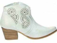 Witte Low Boots Melcris 3517