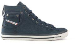 DIESEL Sneakers trendy uomo blu