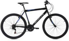 Hardtail Mountainbike Anaconda 26 Zoll KS Cycling schwarz-blau
