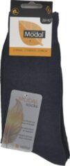 Donkergrijze Inter socks Antracite Unisex Geschenkset Maat 43-46