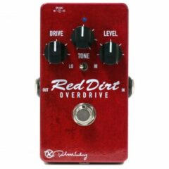 Keeley Red Dirt Overdrive pedaal