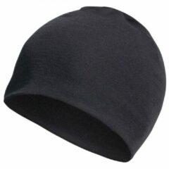 Zwarte Woolpower - Beanie Lite - Muts maat One Size zwart