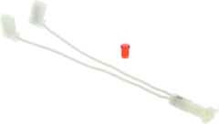 Balay, Bosch, Constructa, Lynx, Neff, Profilo, Siemens, Viva, Junker, Tecnic Lampe (rot) für Ofen 187191, 00187191