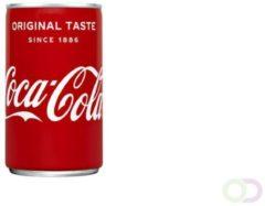 Coca Cola Company Frisdrank Coca Cola Regular blikje 0.15l