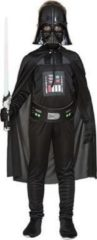 Zwarte Confetti shopping Group Darth vader kostuum 10-12 jaar (130-140cm)