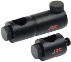 Zwarte JRC X-lite Pod Base Adaptors