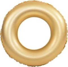 Goudkleurige Gerimport Zwemband 90 Cm Pvc Goud