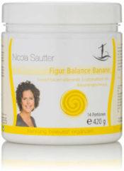 Nicola Sautter Figur Balance Drink, Banane, 420 g