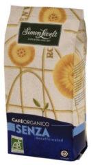 Simon Levelt Cafe organico senza decaf 250 Gram