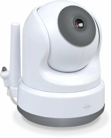 Afbeelding van Witte ELRO BC3000-C Extra camera voor ELRO BC3000 Baby Monitor Royale HD Babyfoon