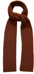Bruine Eton A00031991 48 shawl brick