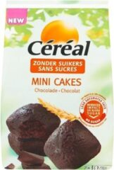 Cereal | Céréal | Mini Cake | Chocolade | Snel afvallen zonder poespas!