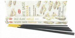 Hem Wierook White Sage Vanilla